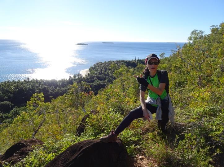 Ascension du mont Ouaième - Hienghène - Nouvelle Calédonie