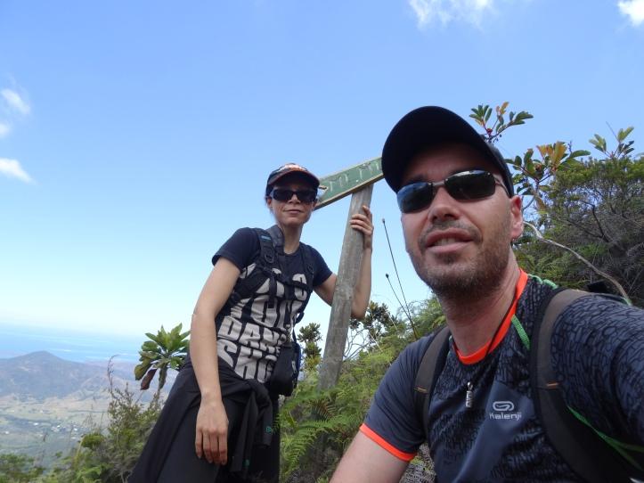 Ascension du Mont Mou - Païta - Nouvelle Calédonie
