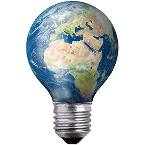 Ampoule - Terre