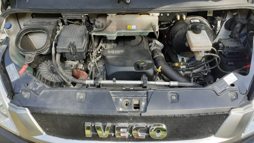 Moteur Iveco Daily 55S17W