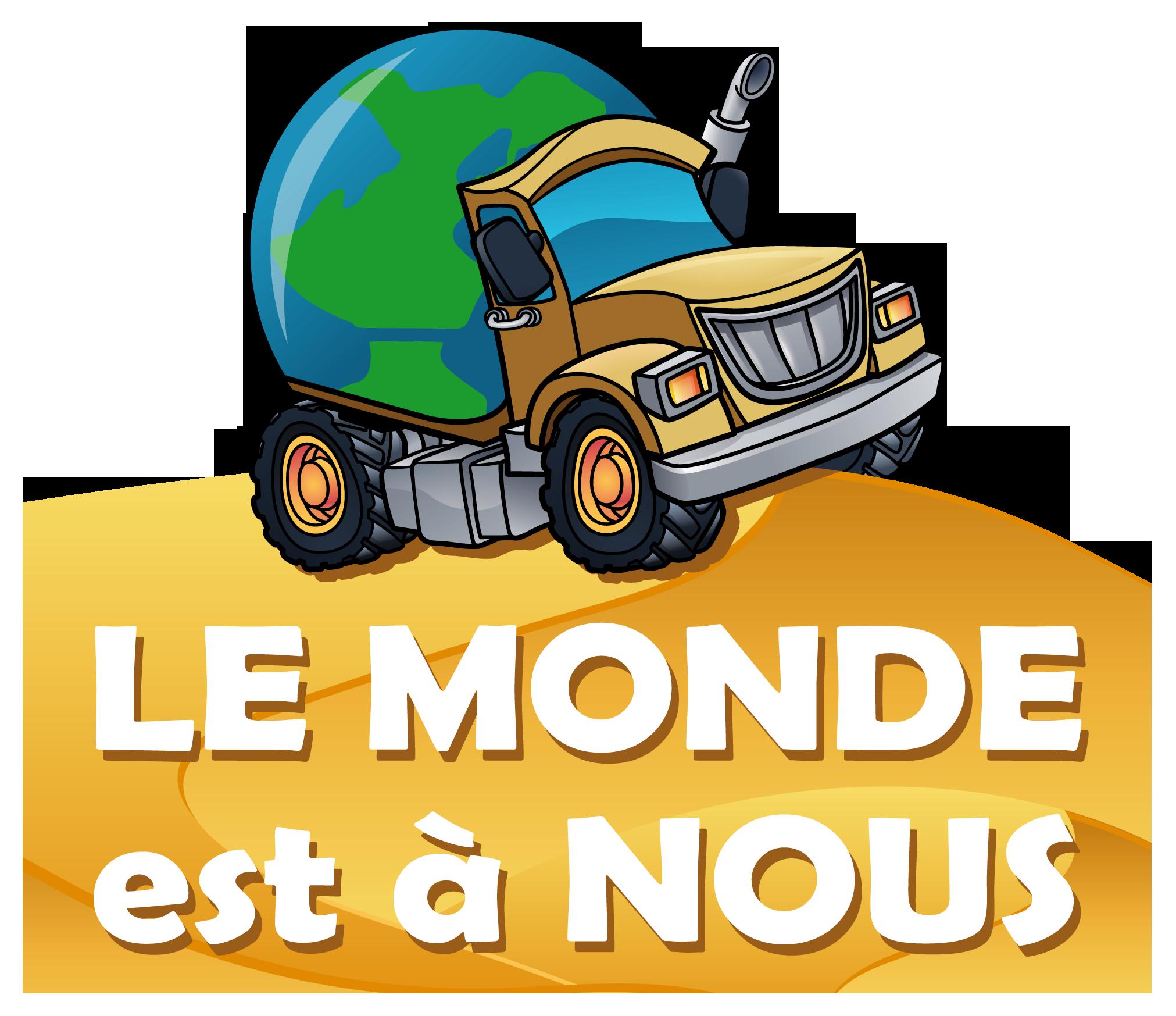 Logo Le Monde est à Nous